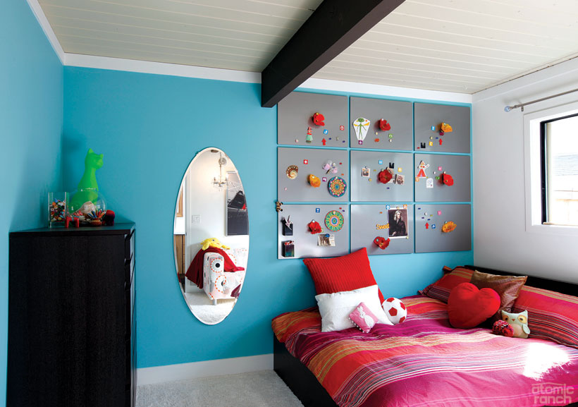 Portland Rummer kids bedroom