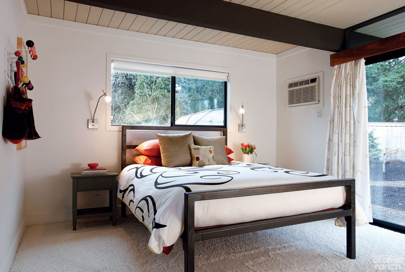 Portland Rummer master bedroom