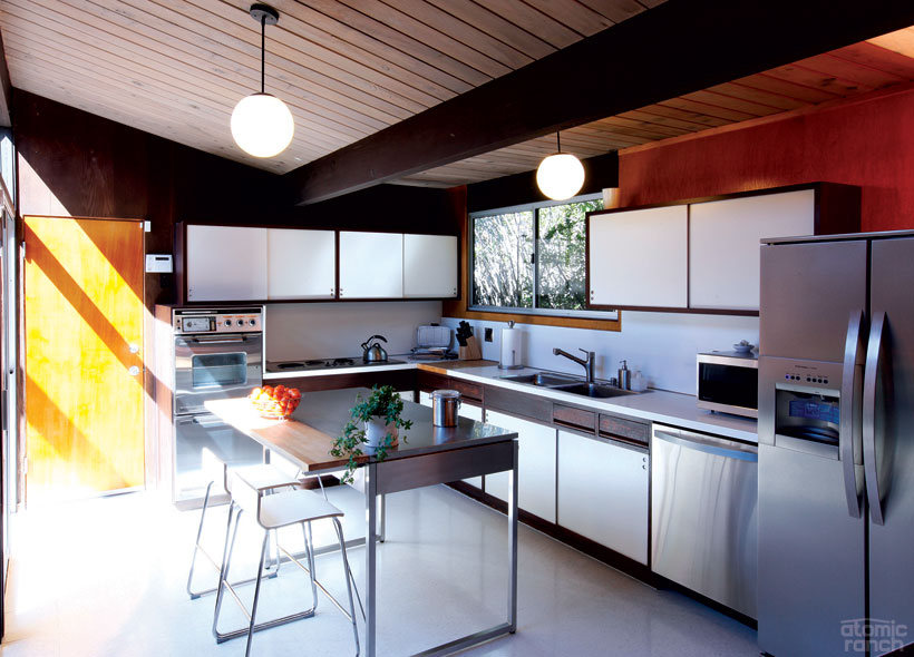 1965 Eichler kitchen