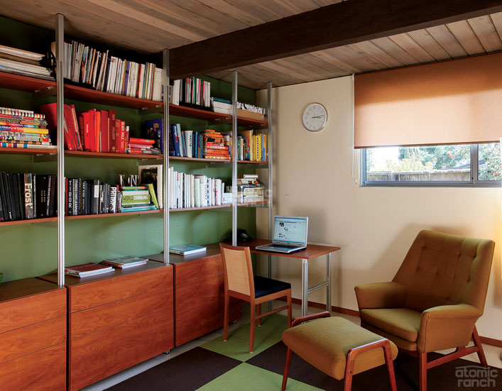 1965 Eichler home office
