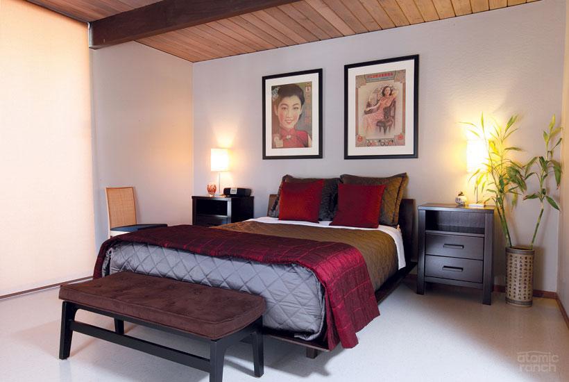 1965 Eichler bedroom