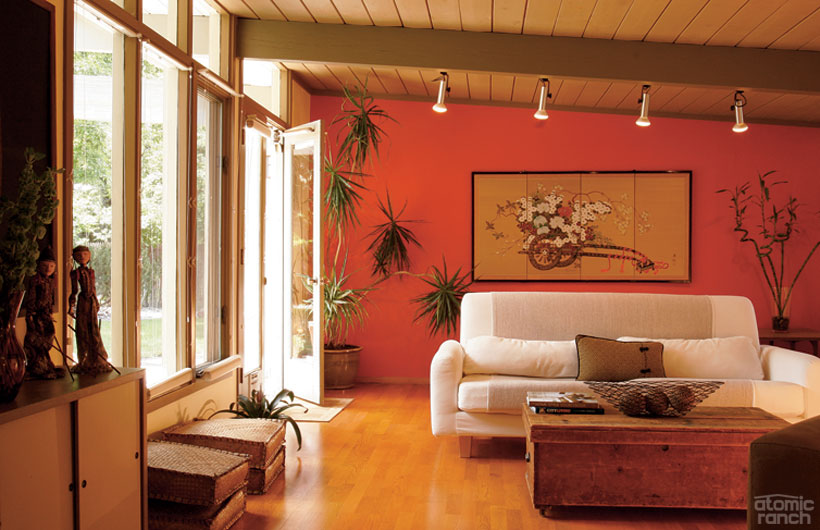 6 Pieces for a Living Room with Japanese Modern Flair - Home