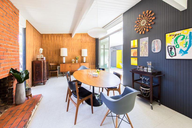 Walnut Creek living room