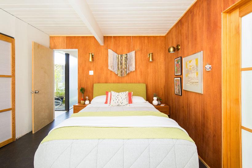 Walnut Creek bedroom