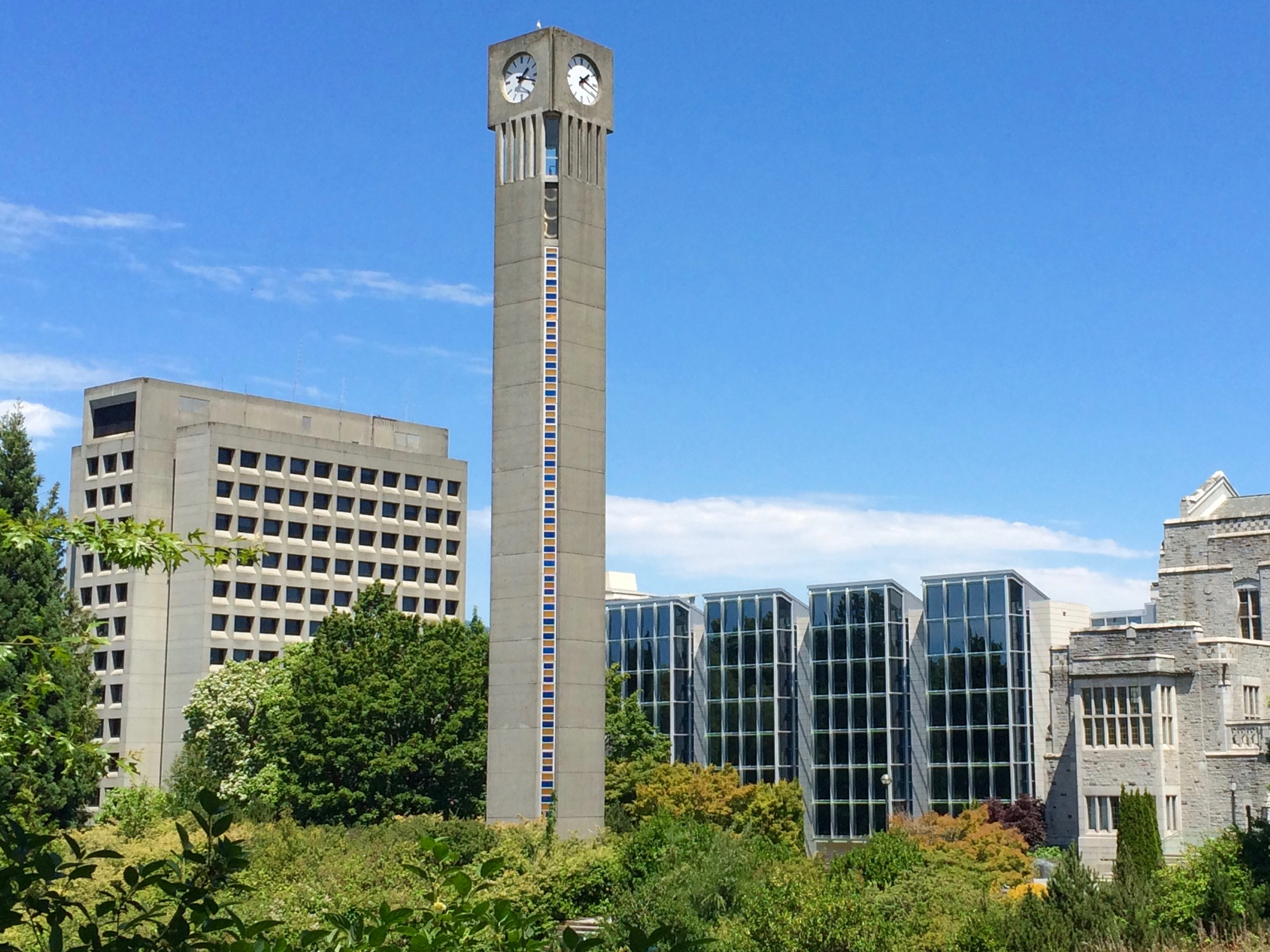 UBC Ladner clock tower
