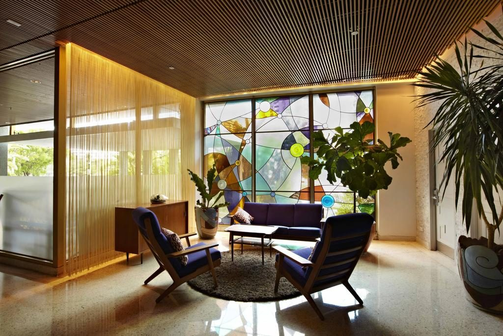 The Standard Lobby Lounge