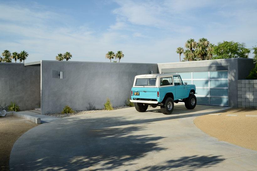 Palm Desert exterior