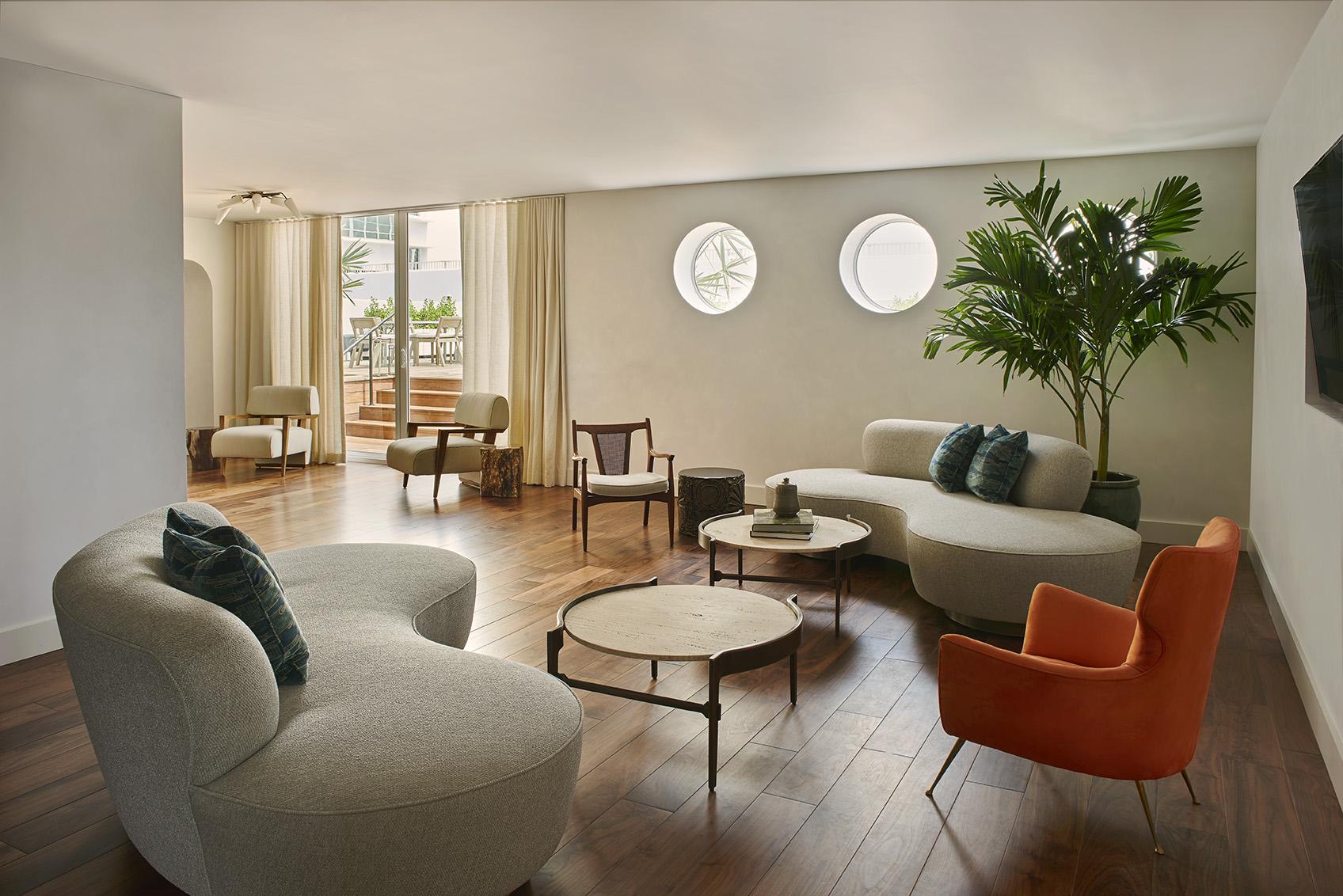 Nautilus Miami hotel penthouse