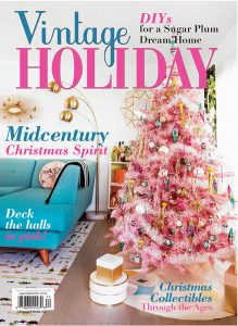 Vintage Holiday 2018 Cover