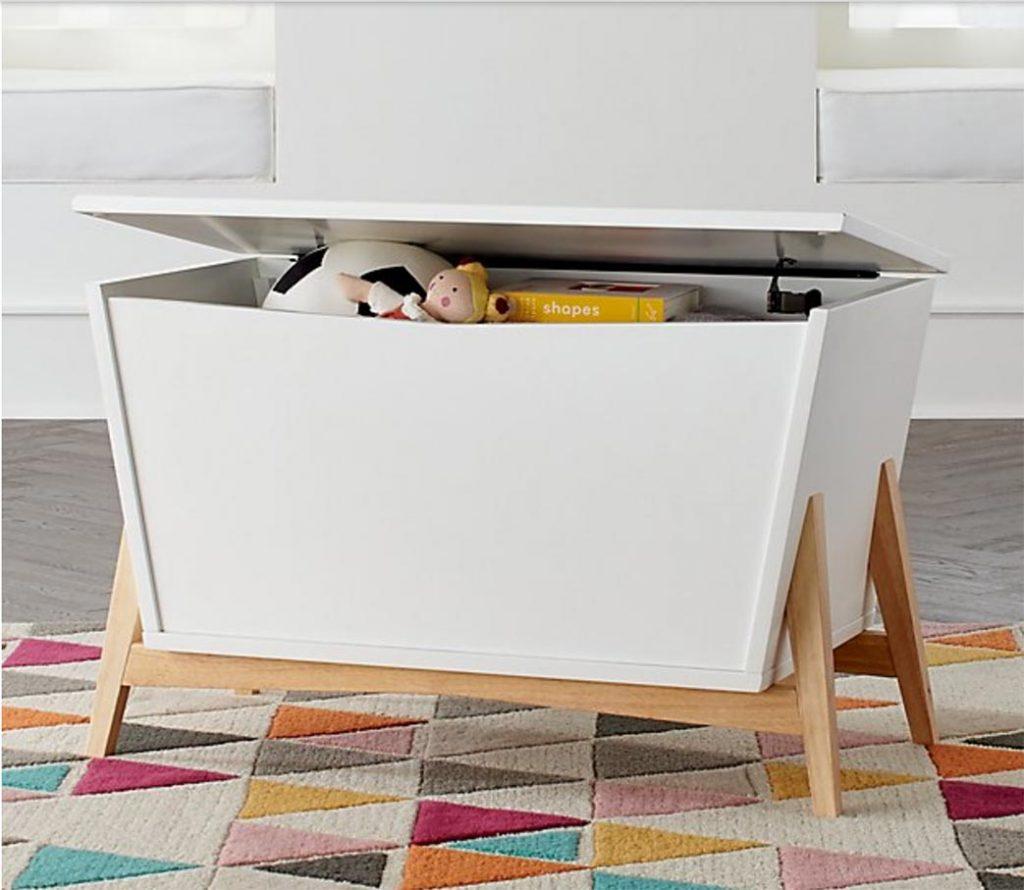 modern storage toy chest