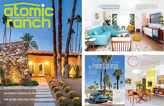 Subscribe Palm Spring Issue