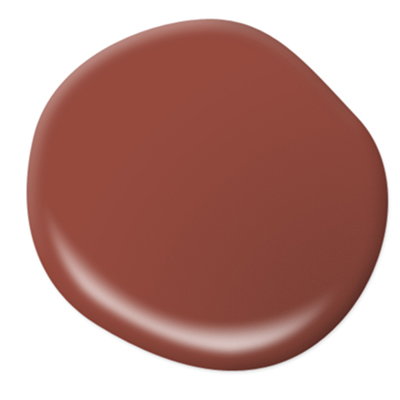 Exterior paint colors deemed a smoky brown.