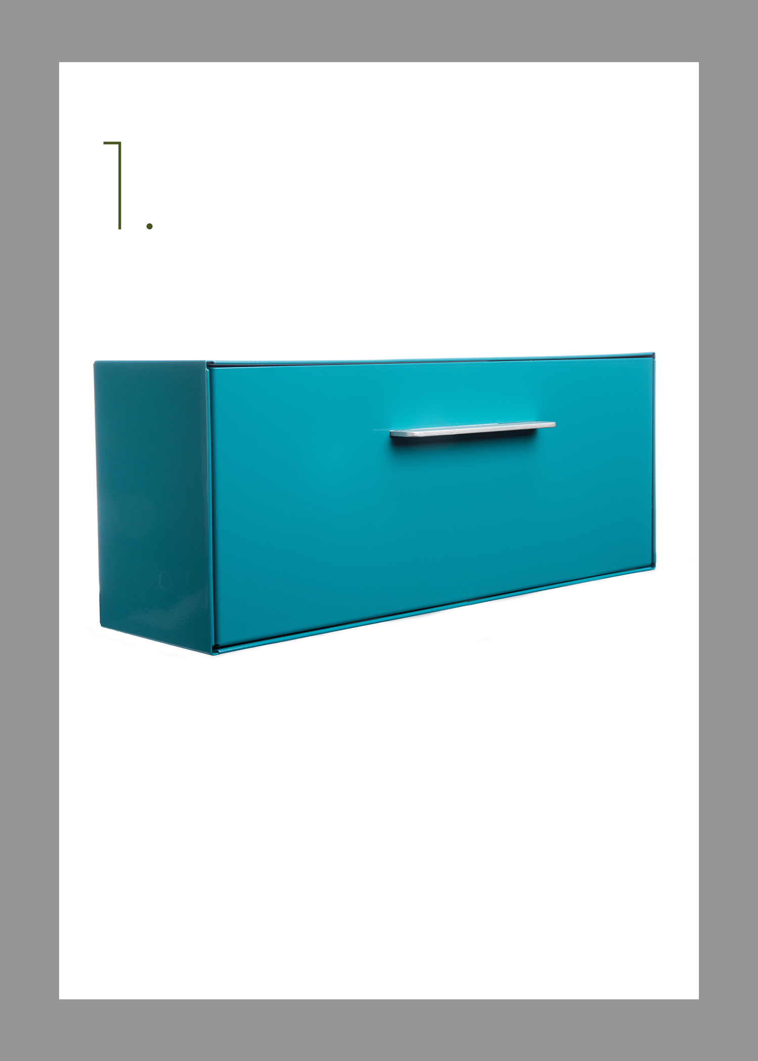 modbox modern mailbox