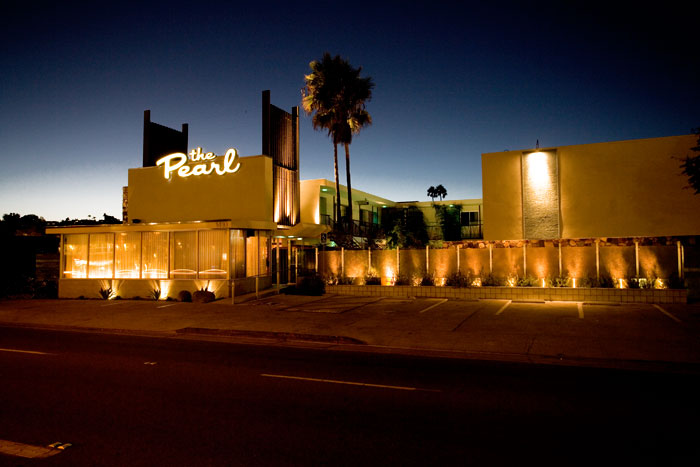 Pearl Hotel San Diego California Midcentury Modern