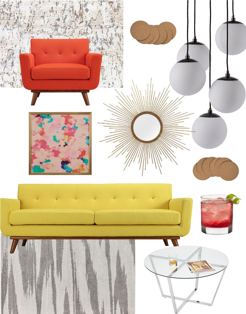 Carol Burnett interior design Atomic Ranch Design Sponge