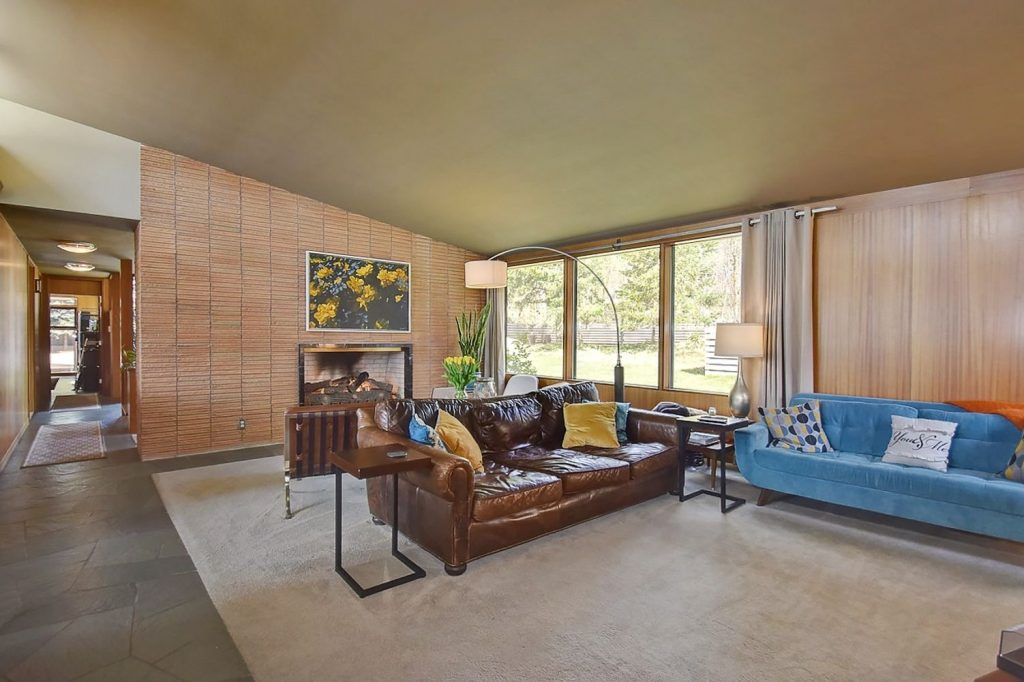 Midcentury Modern Home Spokane Washington Atomic Ranch