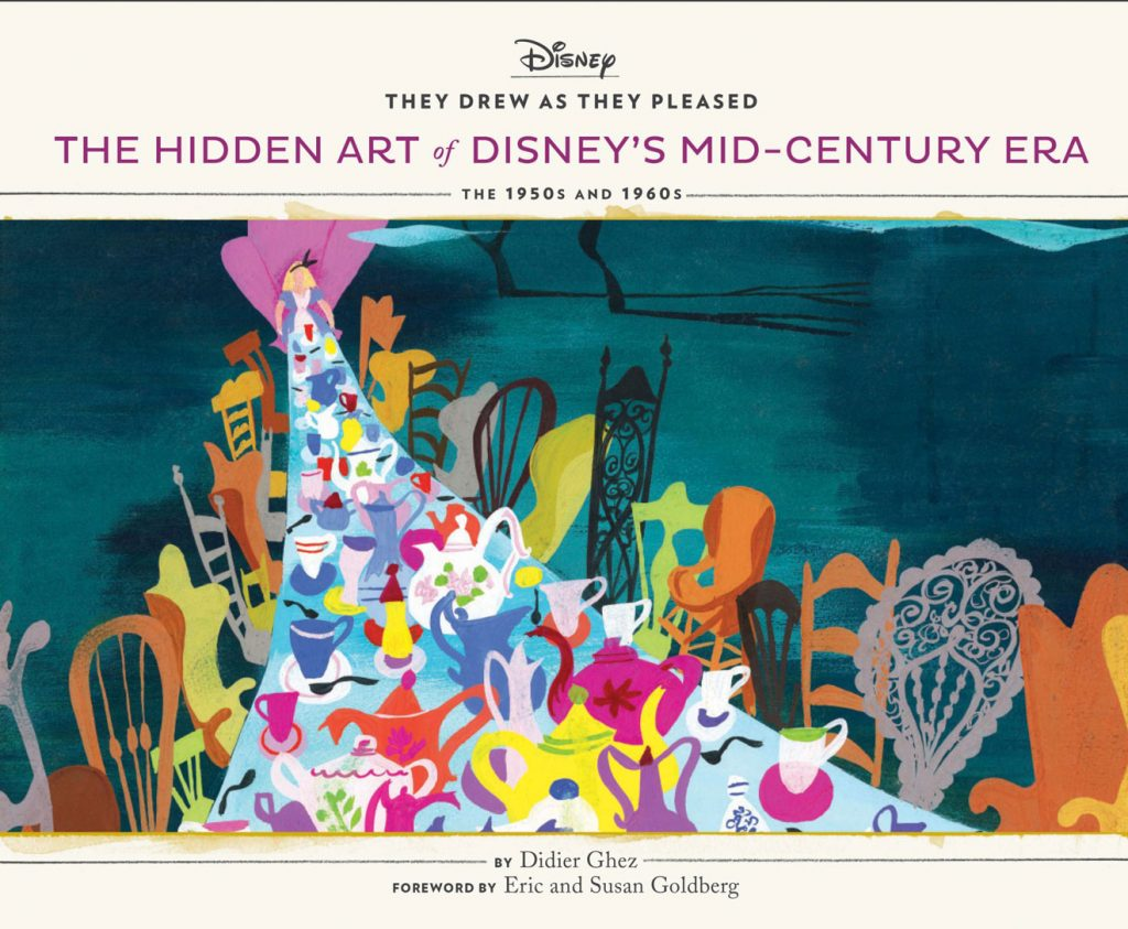 Disney's Modernist Art Atomic Ranch
