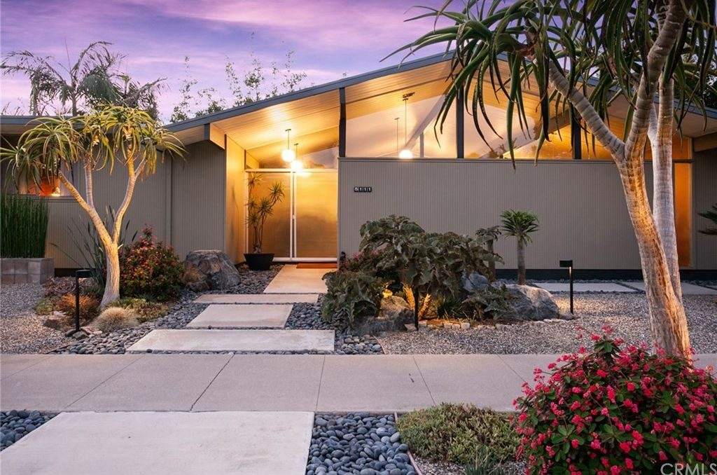 Mid Century Houses for Rent: Live in a California Eichler! Atomic Ranch