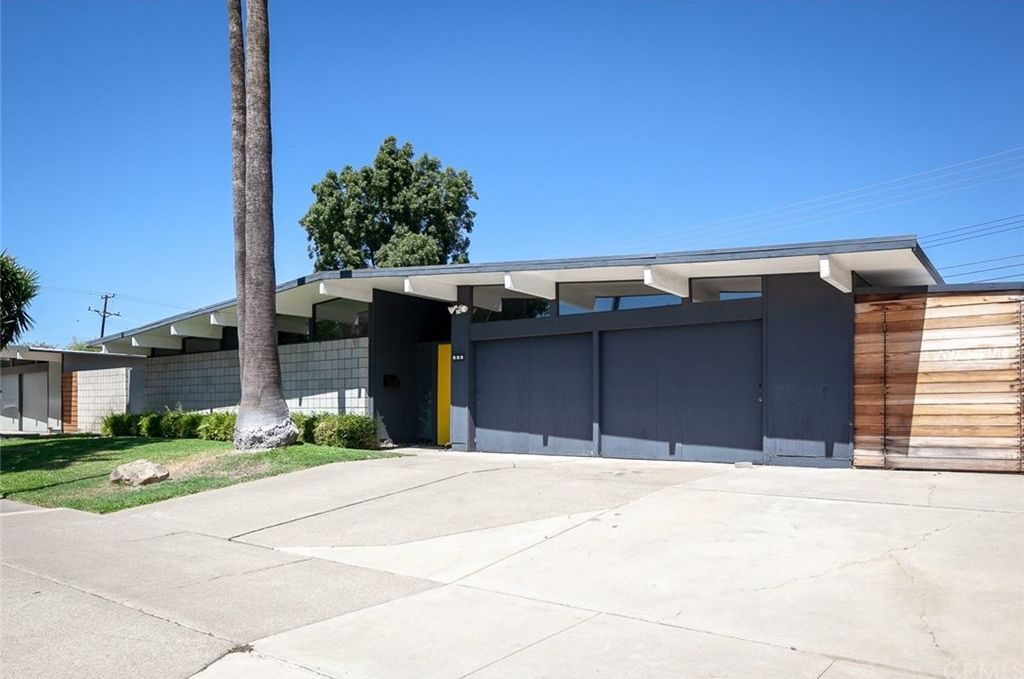Mid Century Houses for Rent 1830 N Ridgewood St,Orange, CA 92865