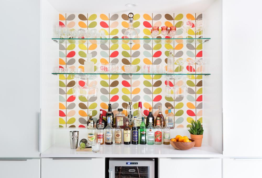 Kitchen for entertaining Atomic Ranch Midcentury Modern kitchen