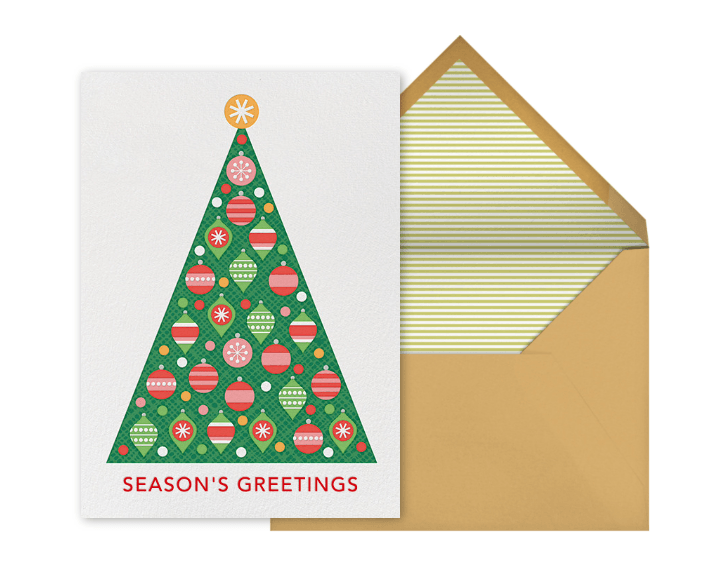 Did you forget to send out holiday cards? Have no fear! We've found the best Christmas e-cards—all brimming with retro cheer. Atomic Ranch