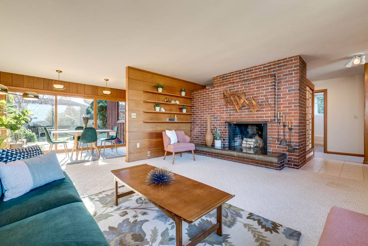 A Time Capsule Of Mid Century Design