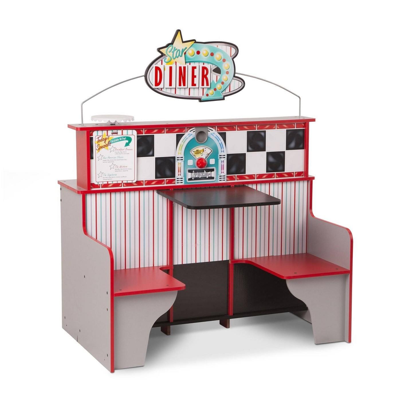 vintage diner toy