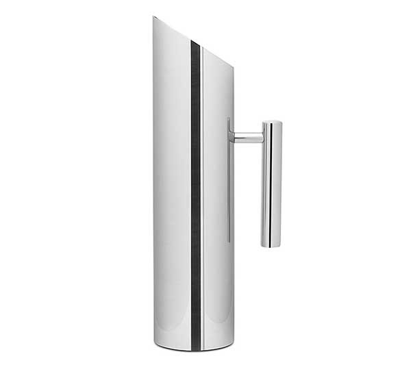 +Steel 18/8 Stainless Steel Water Pitcher