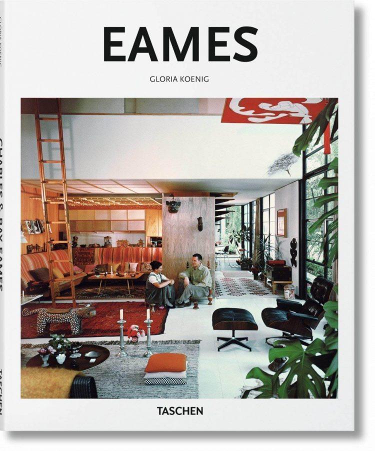 Eames table book.