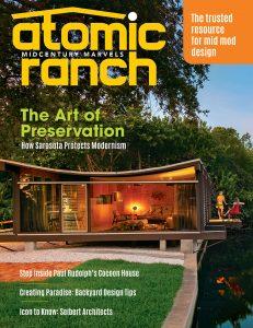 Mid Century Modern Magazine Atomic Ranch Summer 2019: The Sarasota Issue