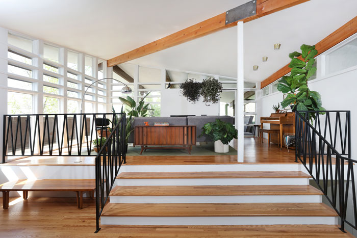 This Post And Beam House Is A Renovation Success Story Home