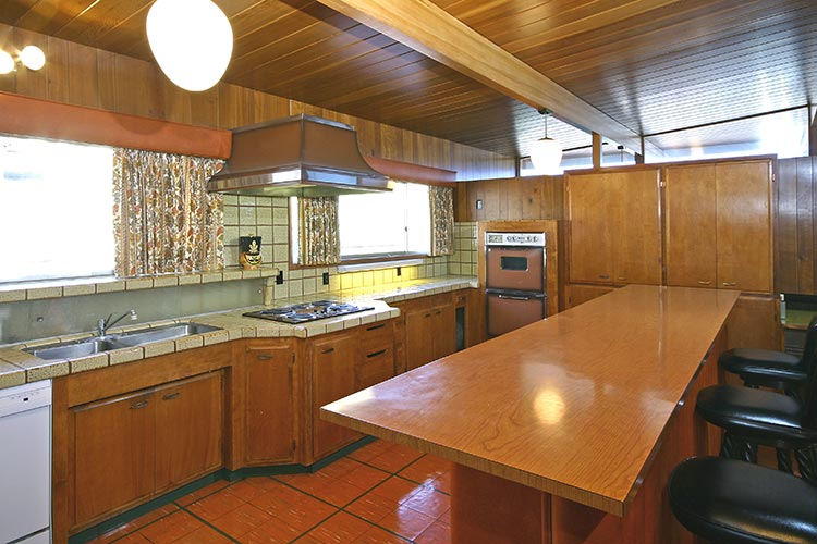 Morelli House Kitchen