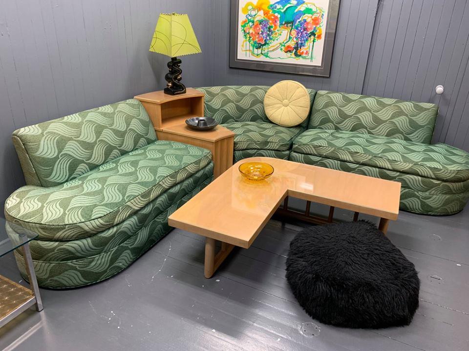 vintage mcm furniture