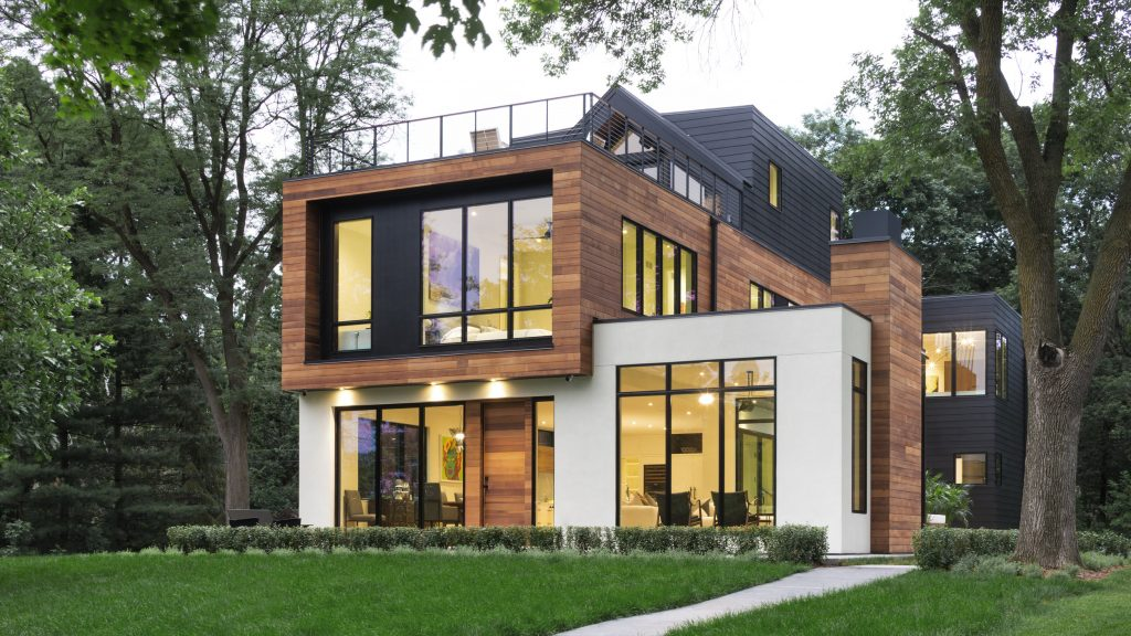What Is International Style Home