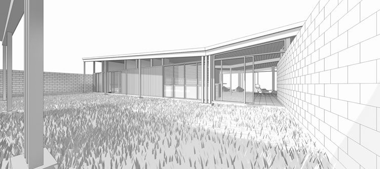 Construction will soon commence on a Leedy-inspired home in Winter Haven designed by Strang's firm.
