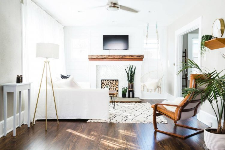 mid century modern airbnbs asheville bungalow