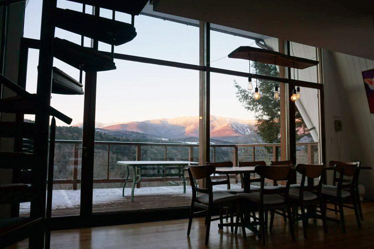 Mid Century Modern Airbnbs vermont a frame