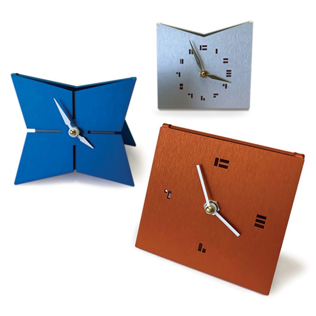 Retro Clock Threesome by Tedstuff
