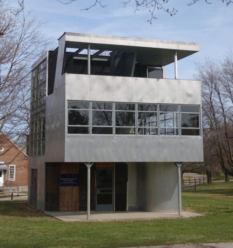 aluminaire house albert frey