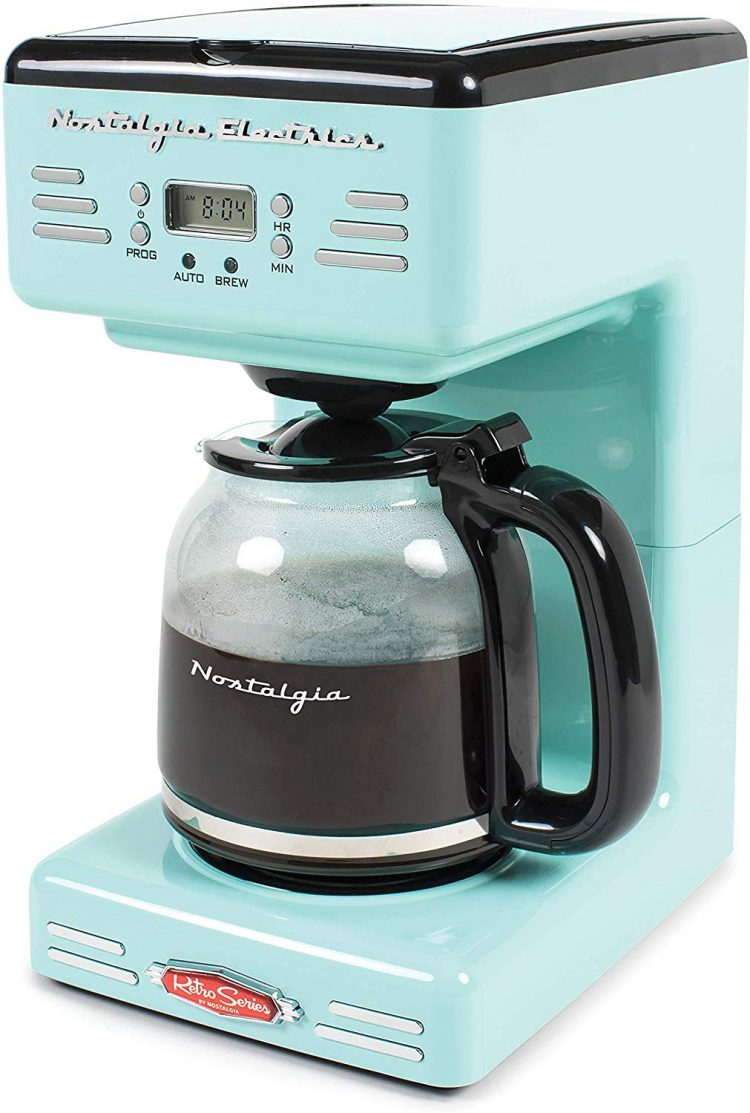 retro coffee pot busy parent gifts