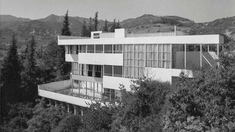 richard neutra lovell health house