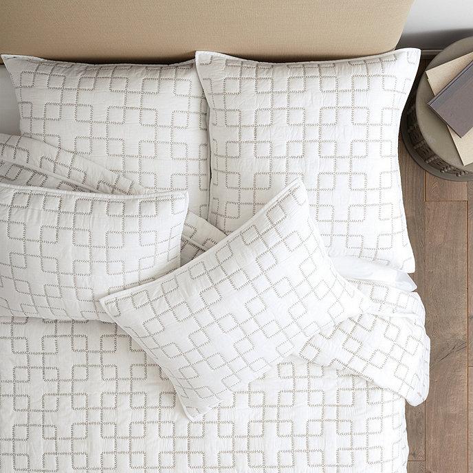 mid century modern bedding ballard designs duvet