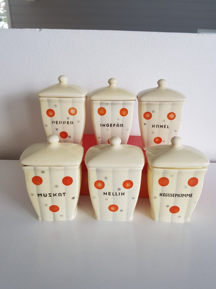 amateur chef gifts vintage swedish kitchen containers