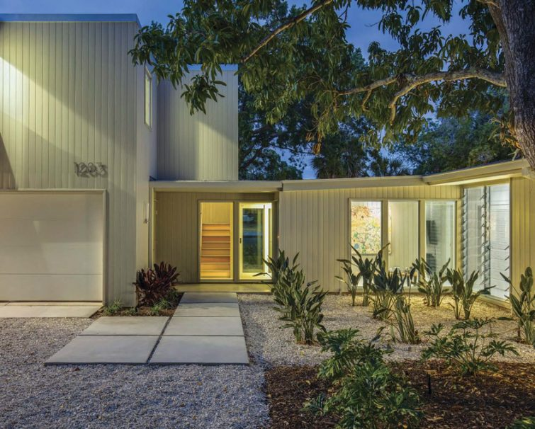 Organic and Modern: The Sarasota School of Architecture - Home