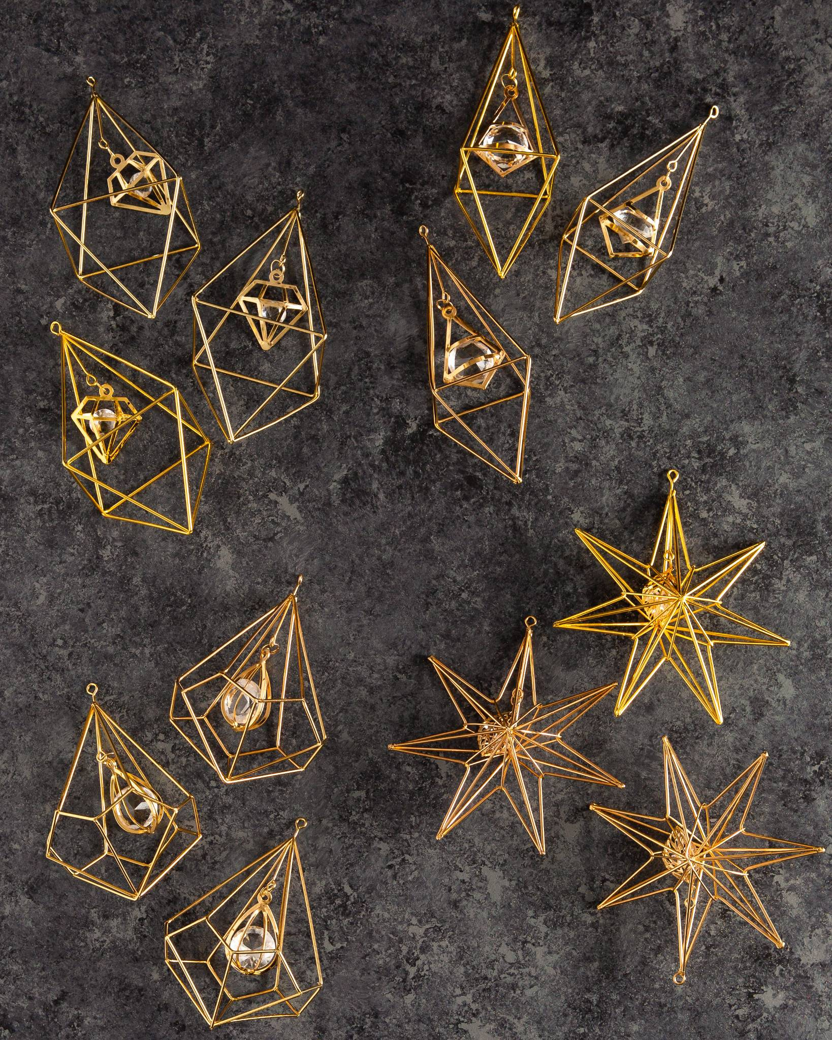 Our Favorite Modern Christmas Ornaments Home
