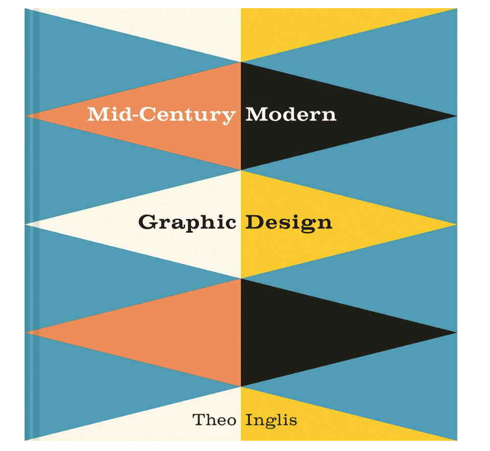mid century modern graphic design book