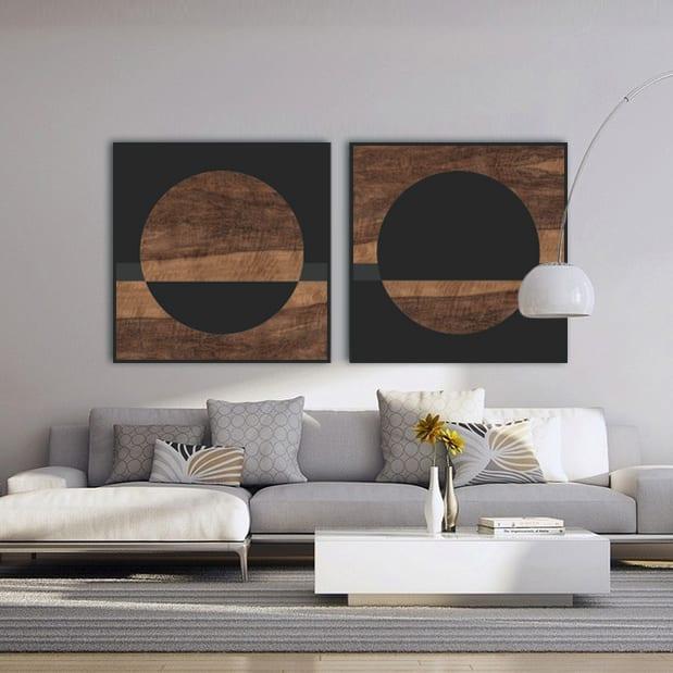 Thomas Studios Sun and Moon Sculptural Series by Shawn Thomas