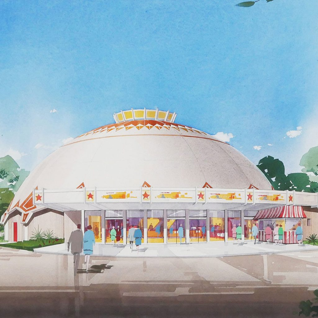 """""""Single Dome"""" by Vincent Rainey, sold by Form Function Art"""