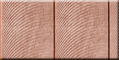 Plank-Tex siding is used almost exclusively for exteriors.