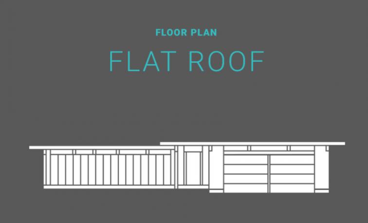 flat roof desert eichler